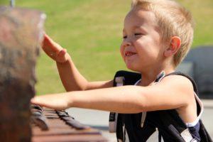 Piano, Children