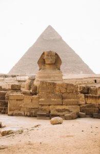 photo of pyramid during daytime